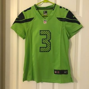 NFL Jersey Russell Wilson Seahawks - Small